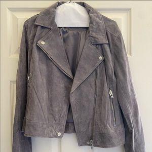 Blank NYC Suede Jacket
